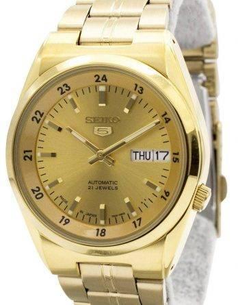 Seiko 5 Automatic 21 Jewels Japan Made SNK574J1 SNK574J Men's Watch
