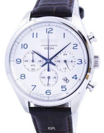 Seiko Quartz Chronograph SSB229 SSB229P1 SSB229P Mens Watch