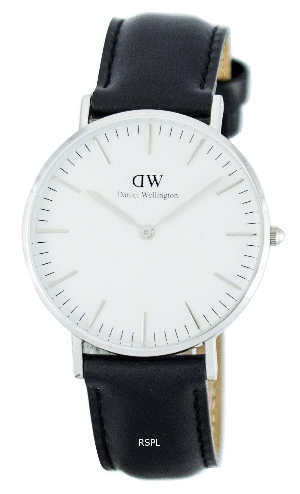 cd0c736cfa0 Daniel Wellington Classic Sheffield Quartz DW00100053 (0608DW) Womens Watch
