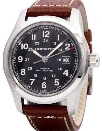 Hamilton Khaki felt automatisk H70555533 Herre ur