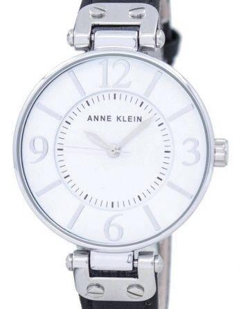 Anne Klein kvarts 9169WTBK kvinders Watch