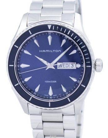 Hamilton Jazzmaster Seaview kvarts H37551141 Herreur