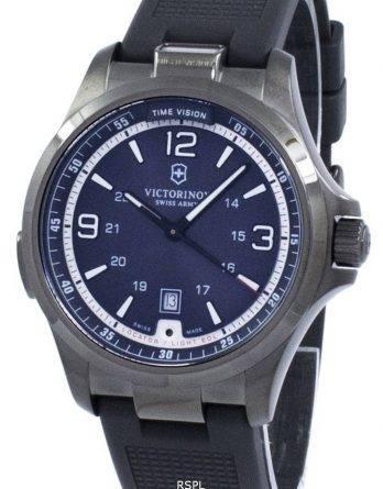 Victorinox schweiziske Army Night Vision GMT kvarts 241596 Herreur