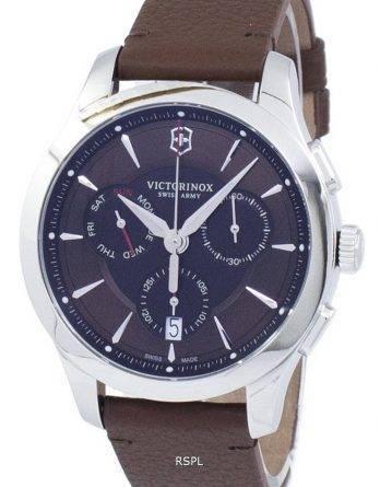 Victorinox Alliance schweiziske hær Chronograph Quartz 241749 Herreur
