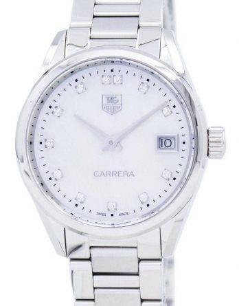TAG Heuer Carrera kvarts Diamond Accent WAR1314. BA0778 Kvinders Watch