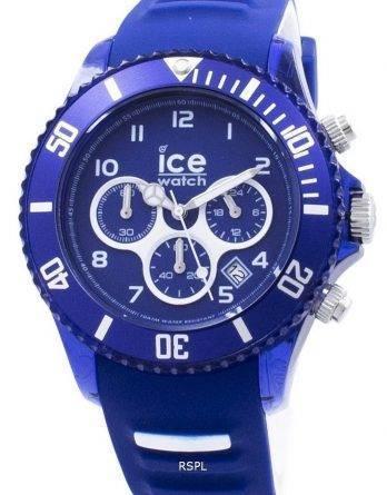 ICE Aqua Marine store Chronograph Quartz 012734 Herreur