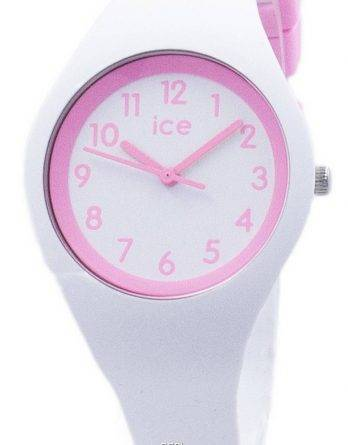 IS OLA Candy hvid lille kvarts 014426 børns Watch