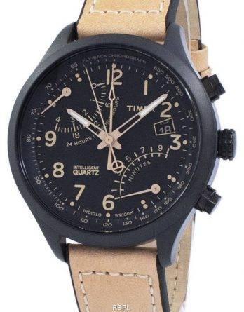 Timex Intelligent Indiglo Fly-Back Chronograph Quartz T2N700 Herreur