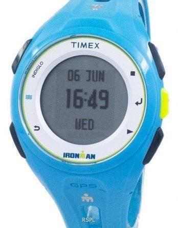 Timex Ironman Run X20 GPS Indiglo Digital TW5K87600 Unisex ur