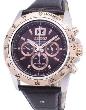 Seiko Herre Chronograph Quartz SPC248 SPC248P1 SPC248P Herreur
