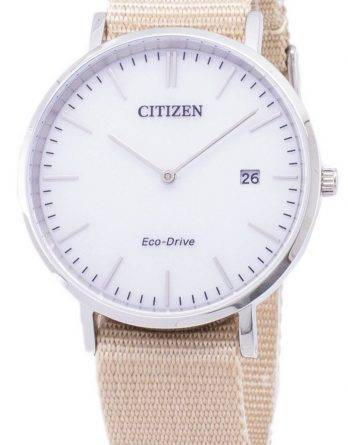 Citizen Eco-Drive AU1080-20A Analog Herreur
