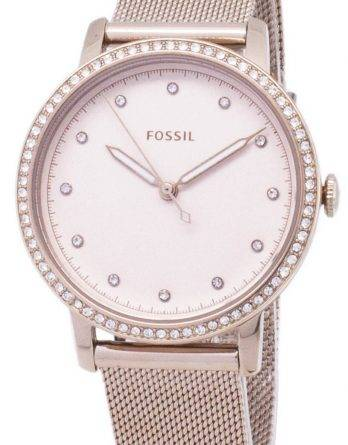 Fossile Neely kvarts Diamond Accent ES4364 kvinders Watch