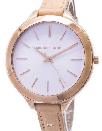 Michael Kors landingsbanen steg guld MK2284 kvinders ur