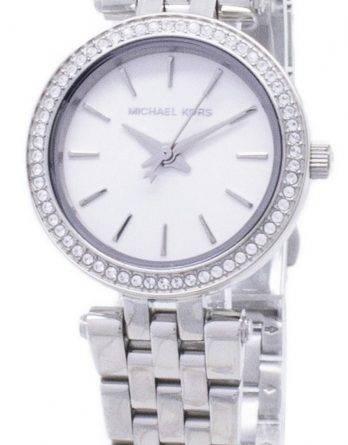 Michael Kors Petite Jesper rustfrit stål krystaller MK3294 kvinders ur