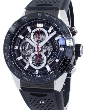 Tag Heuer Carrera Chronograph Tachymeter automatisk CAR2A1Z. FT6044 Herreur