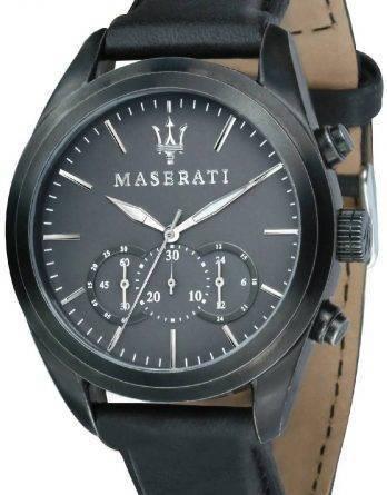 Maserati Traguardo R8871612019 Quartz Herreur