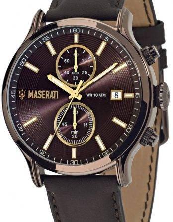 Maserati Epoca R8871618006 kronograf Herreur