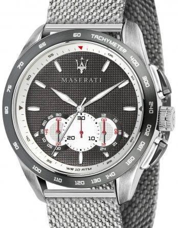 Maserati Traguardo R8873612008 Chronograph Analog Herreur
