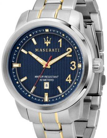 Maserati Royale R8853137001 Quartz Analog Herreur