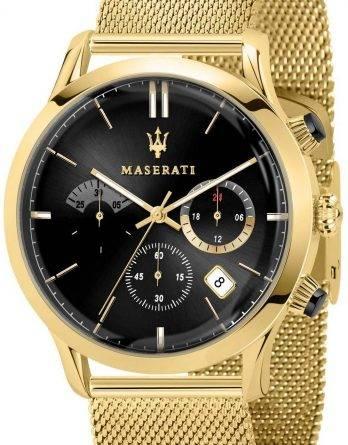 Maserati Ricordo R8873633003 Quartz Analog Herreur