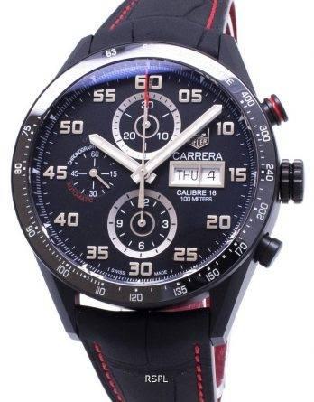 Tag Heuer Carrera CV2A81. FC6237 kaliber 16 Chronograph Automatic Herre Watch