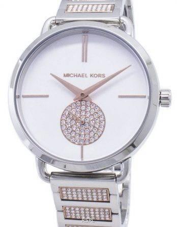 Michael Kors Portia MK4352 Diamond accenter Quartz dame ur