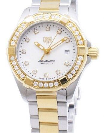 Tag Heuer Aquaracer WBD1423. BB0321 Diamond accenter Quartz 300M dame ur
