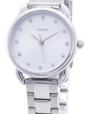 Fossil Tailor Mini ES4496 Diamond Accent Analog Kvinders Ur