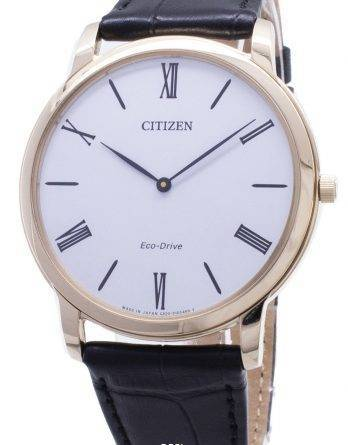 Citizen Eco-Drive Stilleto Super tynd AR1113-12B Herre ur