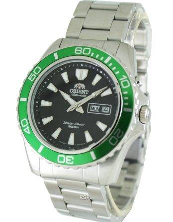Orientere Mako automatisk dykker EM75003B Herre ur