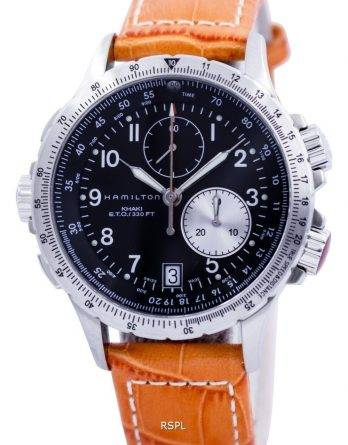 Hamilton Khaki ETO Chronograph H77612933 Herreur
