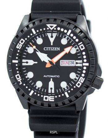 Citizen Automatic 100M NH8385-11E Herreur