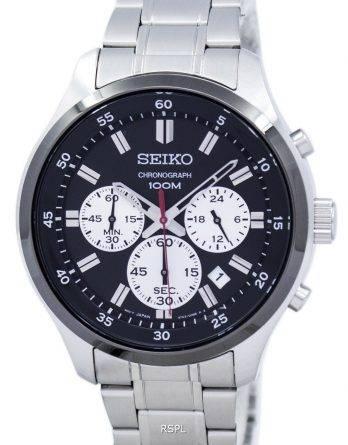 Seiko Chronograph Quartz SKS593 SKS593P1 SKS593P Herreur