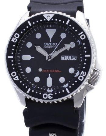 Seiko automatiske dykker SKX007K1 SKX007K SKX007 elastik ur
