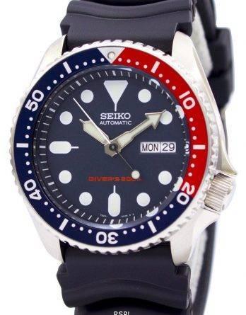Seiko automatiske Diver SKX009K1 SKX009K SKX009
