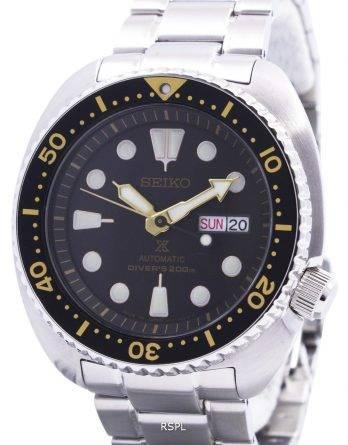 Seiko Prospex skildpadde automatisk dykkerens 200M SRP775J1 SRP775J Herreur