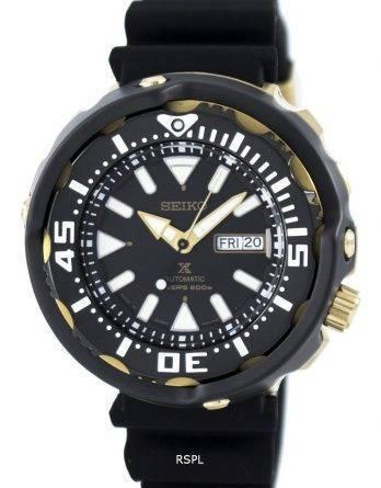 Seiko Prospex automatisk Scuba Diver's Japan gjort 200M SRPA82 SRPA82J1 SRPA82J Herreur