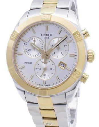 Tissot T-Classic PR 100 Sport T101.917.22.031.00 T1019172203100 Chronograph Kvinders Ur
