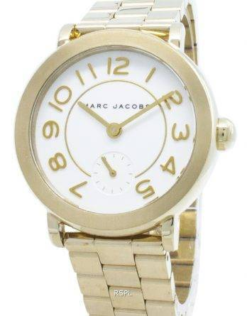 Renoveret Marc Jacobs Riley MJ3470 Quartz Analog Women',s Watch