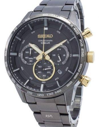 Seiko Chronograph SSB363 SSB363P1 SSB363P Tachymeter Quartz Herreur