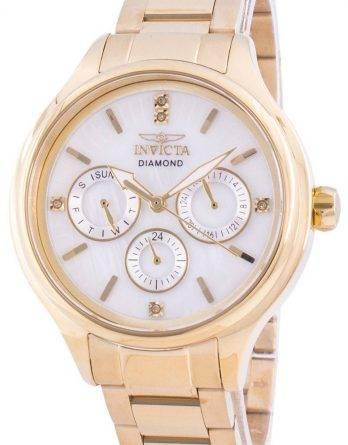 Invicta Angel 30959 Quartz Diamond Accents Women',s Watch
