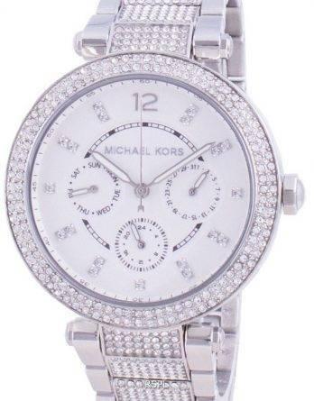 Michael Kors Parker MK6759 Quartz Diamond Accents Women',s Watch