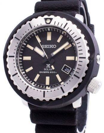 Seiko Prospex Solar Diver',s SNE541P1 200M Herreur